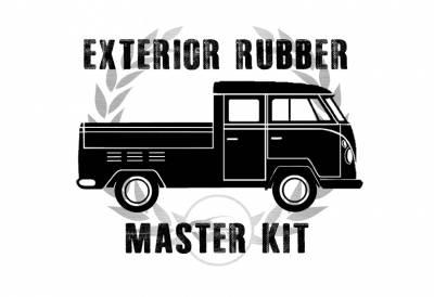 EXTERIOR - Window Rubber - MK-261-010