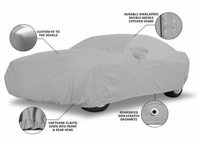 EXTERIOR - Car Covers - 315-287T