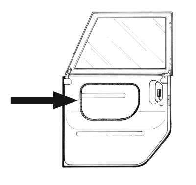 INTERIOR - Door Hardware - 181-909