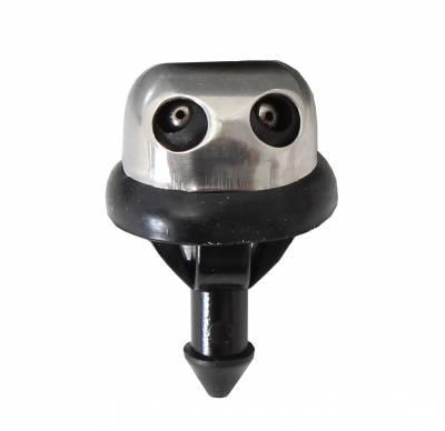 EXTERIOR - Body Rubber & Plastic - 111-993-CM